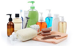 Soaps, Detergents & Toiletries